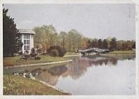 Łódzkie parki na pocztówkach z okresu okupacji